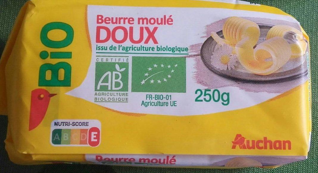 Beurre moule bio - Produit - fr