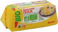 Beurre moulé doux bio - Prodotto - fr