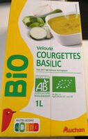 VELOUTÉ COURGETTES BASILIC BIO - Produit - fr