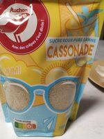 Cassonade - Sucre roux pure canne - Produit - fr