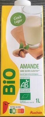 Boisson Amande Sans sucres ajoutés - Product
