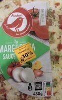 Marguerita pizza - Product - fr