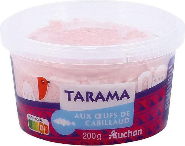 Tarama aux œufs de cabillaud - Produit - fr