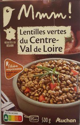 Lentilles vertes du Centre-Val de Loire - Product - fr