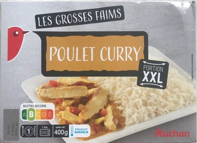 POULET AU CURRY - Produkt - fr