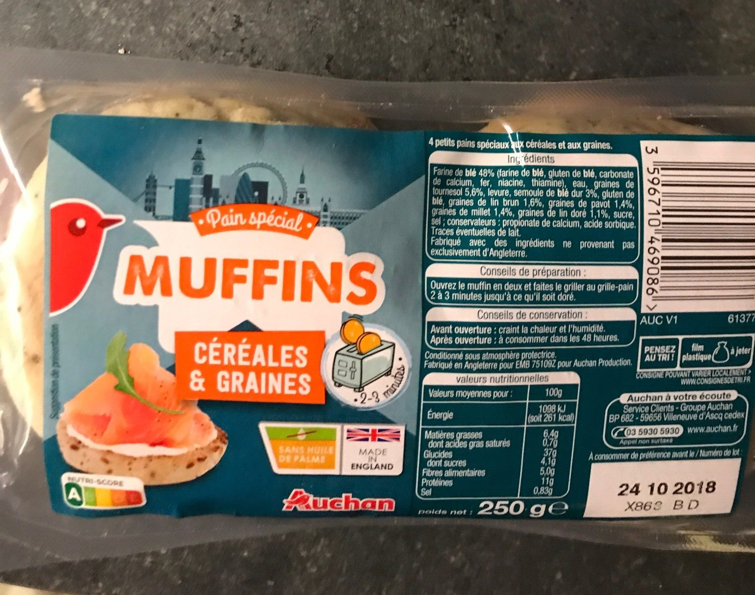 Muffin - Product