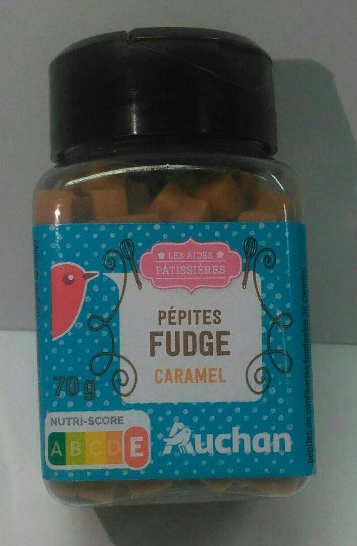 Pépites fudge caramel - Produit