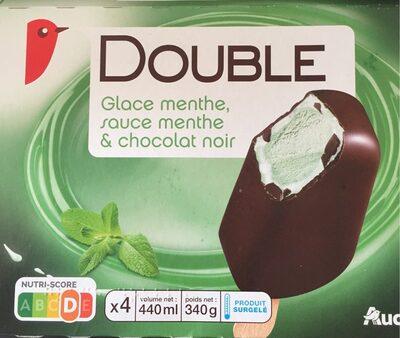 DOUBLE Glace menthe - Produit - fr