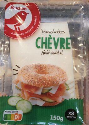 Tranchettes CHÈVRE Goût subtil - Prodotto - fr