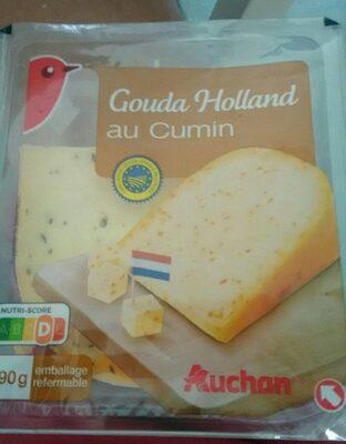 Gouda holland au cumin - Product - fr