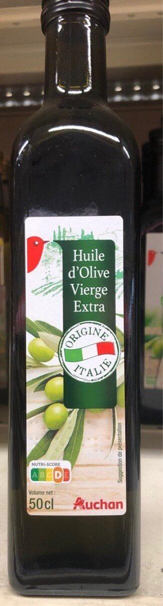 Huile d'olive vierge extra origine italie - Product