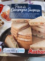 Pain de campagne surprise - Product