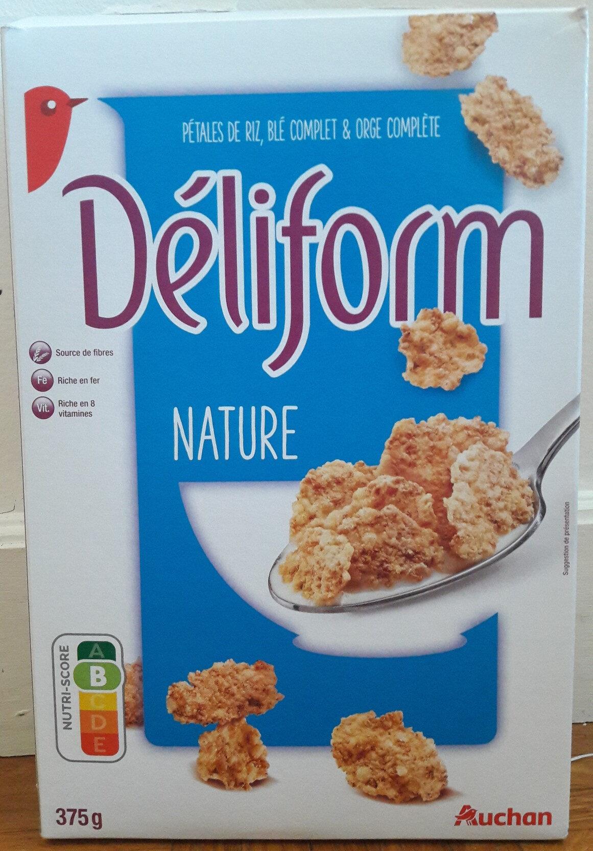Pétales de riz, blé complet & orge complète - Product - fr