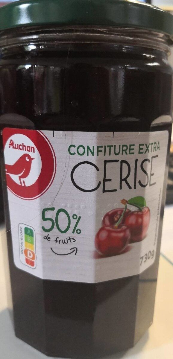 Confiture Extra Cerise - Product - fr