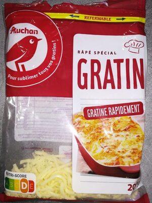 Râpé spécial gratin - Product - fr