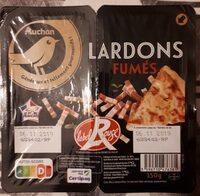 Lardons fumés Label Rouge - Product