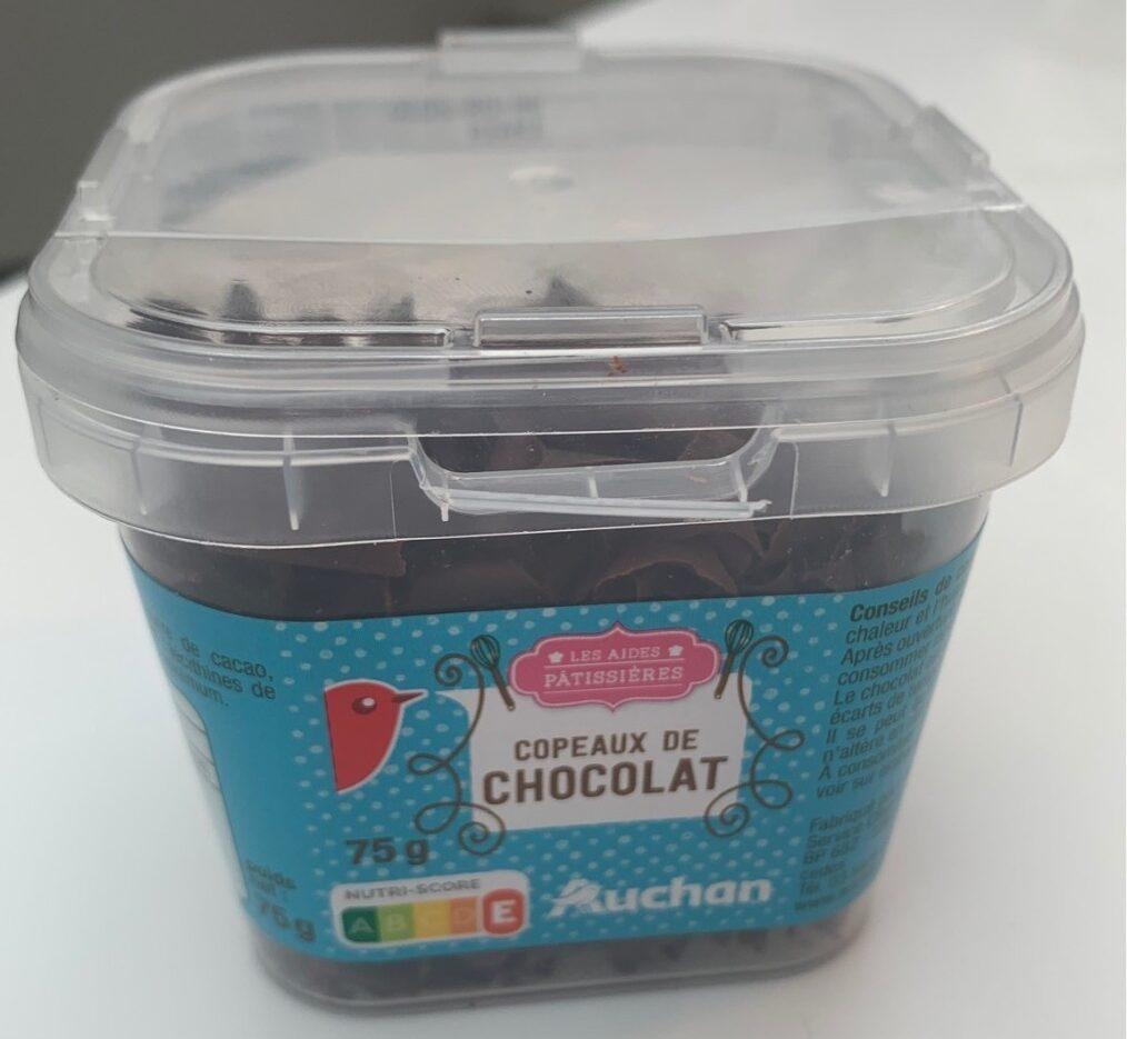 Copeaux de chocolat - Product - fr