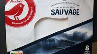 Saumon rouge du Pacifique fumé au bois de hêtre - Ingredienti - fr