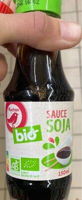 Sauce soja BIO - Product - fr