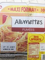 Alumettes - Product