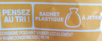 Coquillette blé complet - Instruction de recyclage et/ou informations d'emballage - fr