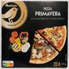 Pizza Primavera - légumes grillés et mozzarella - Product
