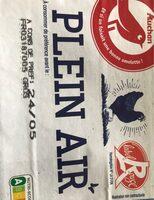 Oeufs plein air label rouge - Prodotto - fr