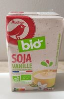 Lait soja bio - Prodotto - fr