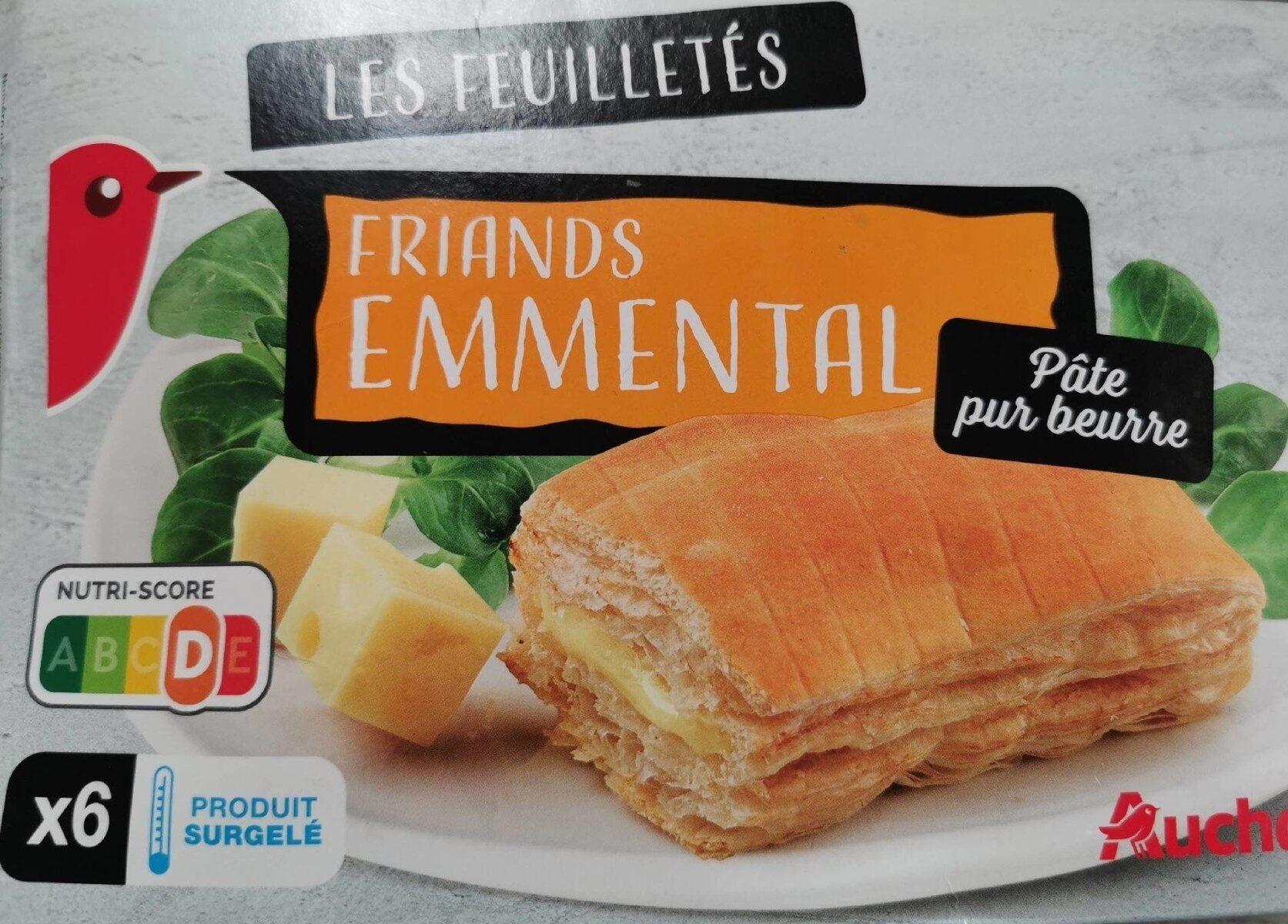 Friand emmental - Product - fr