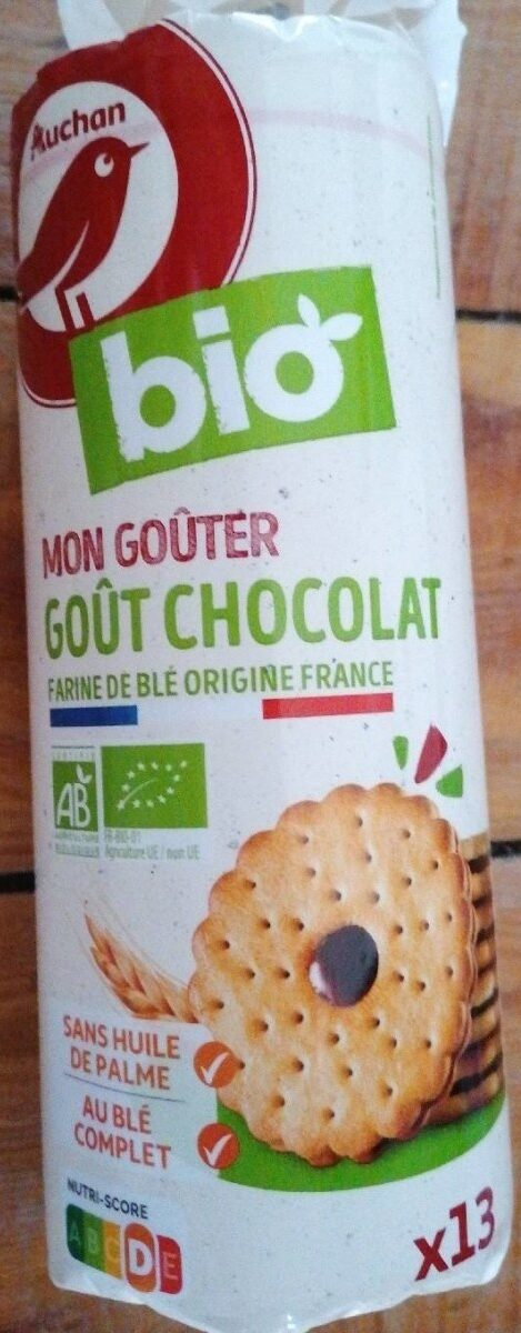 Mon goûter chocolat - Prodotto - fr