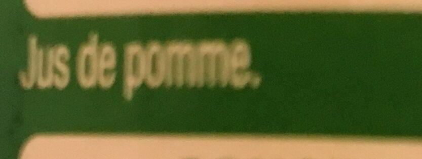 Pur jus 100% pommes - Ingredienti - fr