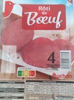 Roti de boeuf - Product - fr