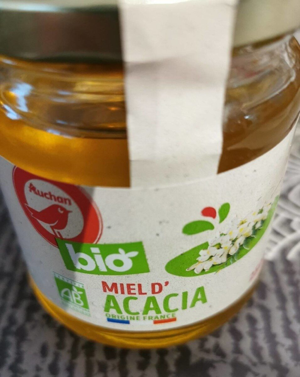 Miel d acacia - Produit - fr