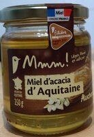 Miel d'acacia d'aquitain - Produit - fr