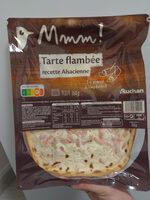 Tarte flambée alsacienne - Produit - fr