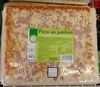 Pizza au jambon - Product