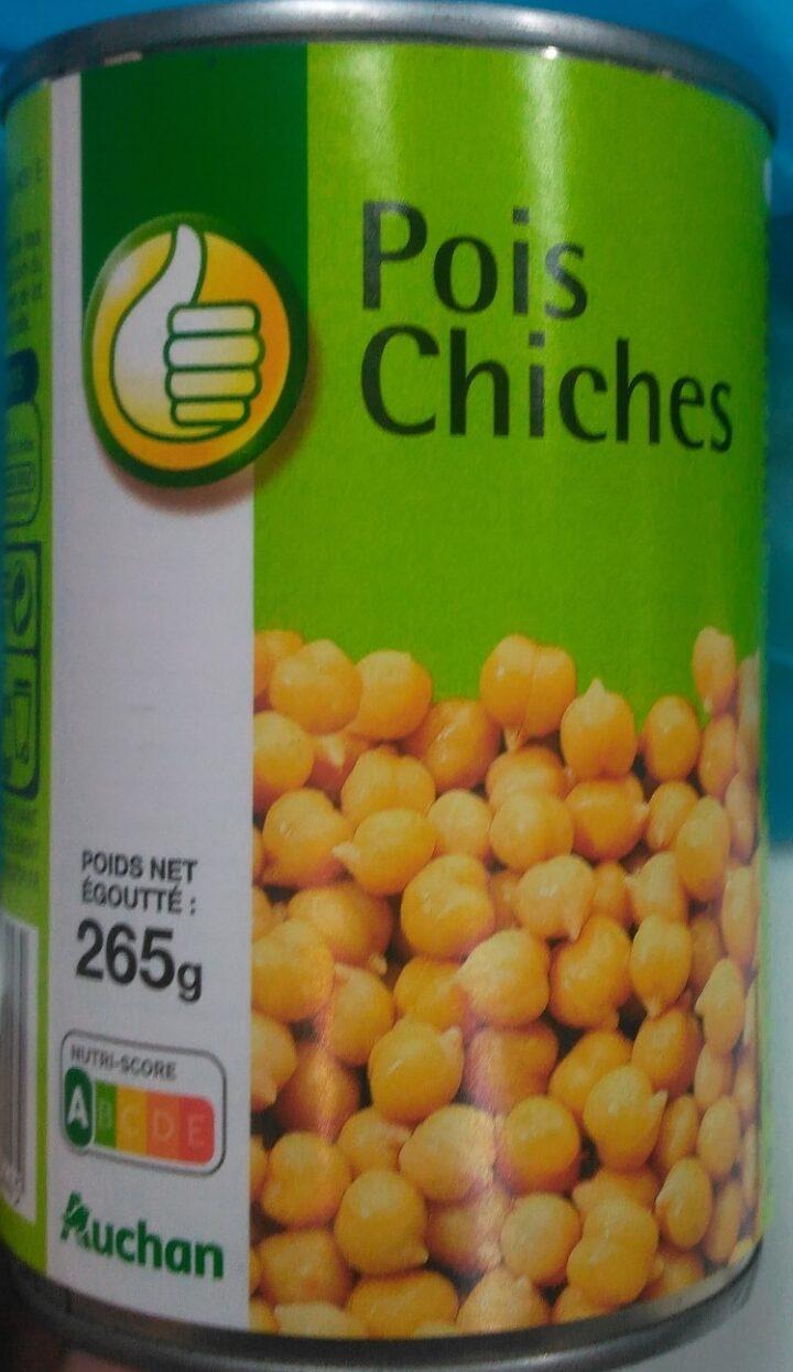 Pouce Pois chiches - Produit