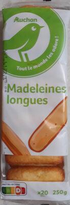 Pouce madeleines longues 1 x - Produit