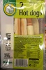 2 hots dogs - Product