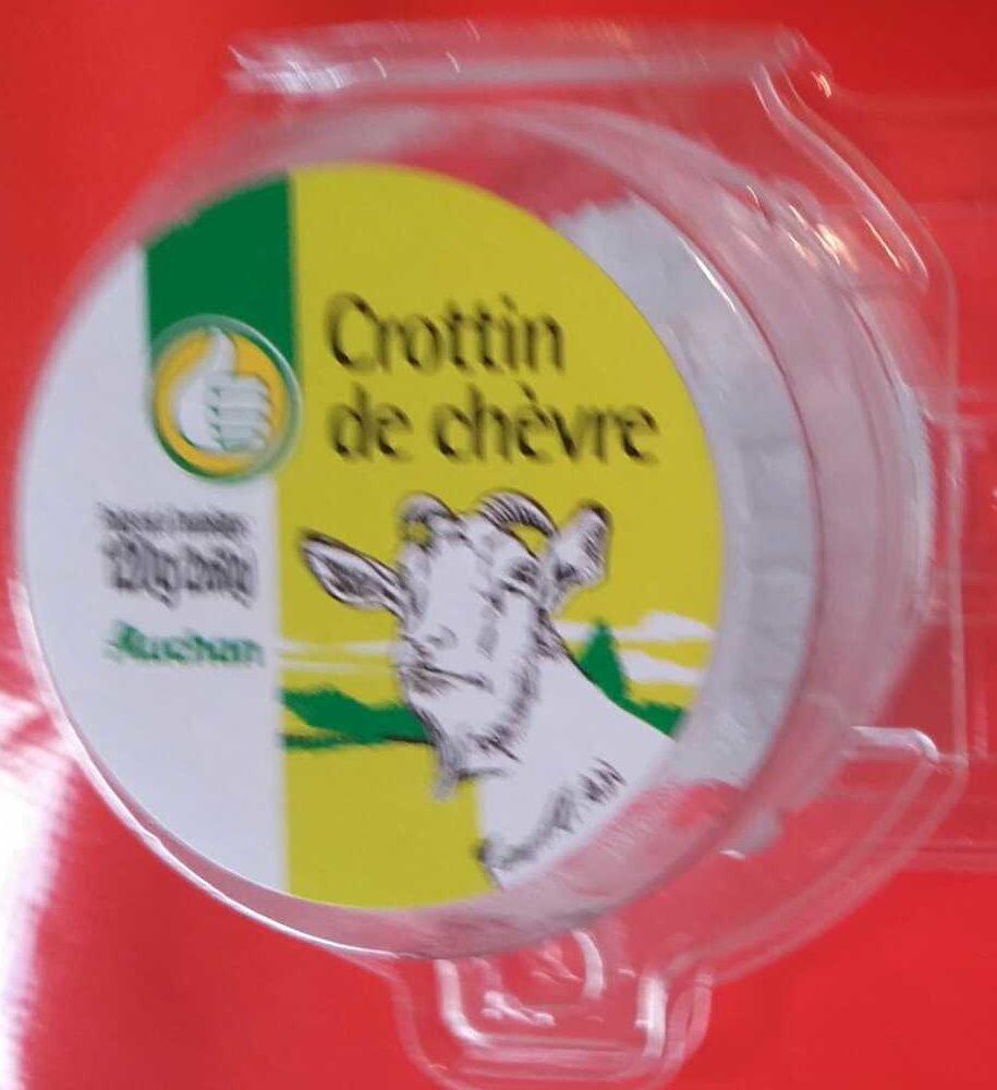 Crottin de chèvre - Produit
