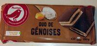 Duo de Génoises - Product - fr