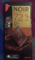 Noir dégustation 72% - Product