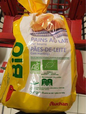 Pains au Lait Pur Beurre - Product
