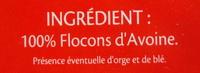 Oats - Ingrediënten - fr
