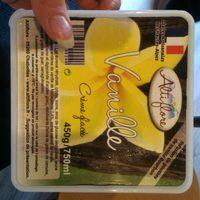 Creme glacée Vanille - Produit - fr