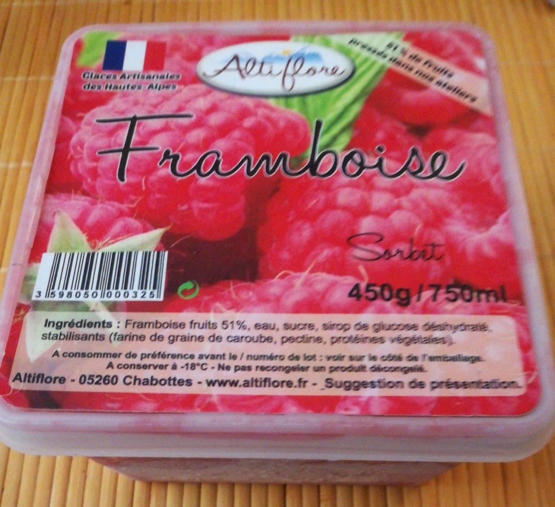 Framboise - Produit - fr