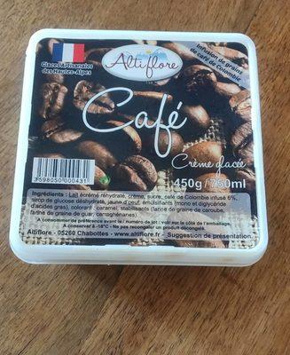 crème glacée glacée - Produit - fr
