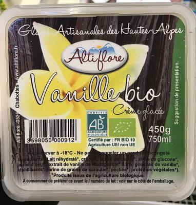 Vanille bio - Produit - fr