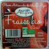 Alti Flore sorbet fraise bio - Product