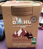 Dahu Chocolat - Produit - fr